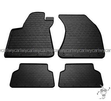 Коврики резиновые в салон Audi A8 (D4) short 10- 4шт. Stingray