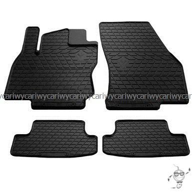 Коврики резиновые в салон Audi Q2 16- 4шт.Stingray