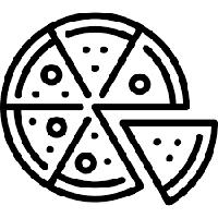 """Пицца """" Цезарь """""""