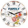 """Настенные часы """"Family"""" (29 см. МДФ)"""