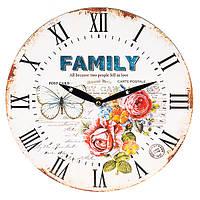 """Настенные часы """"Family"""" (29 см. МДФ), фото 1"""