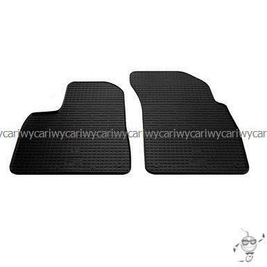 Коврики резиновые в салон Audi Q7 15- 2шт.Stingray