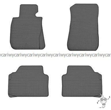Коврики резиновые в салон BMW 3 (E90/E91/E92) 05-  4шт.Stingray