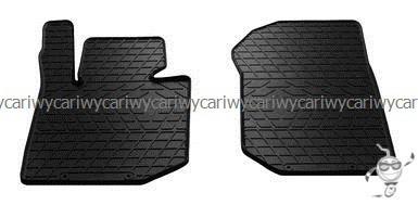 Коврики резиновые в салон BMW 3 (E36) 90- 2шт.Stingray