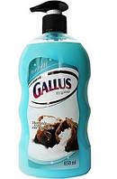 Gallus Handseife Жидкое мыло с дозатором Морская соль 650ml
