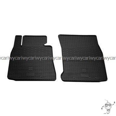 Коврики резиновые в салон BMW 5 (E39) 95-  2шт.Stingray
