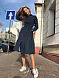 Платье рубашка миди, фото 8