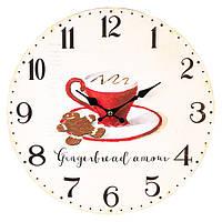 "Настенные часы ""Pleasure"" (34 см. МДФ), фото 1"
