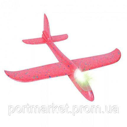 Светящийся Детский метательный планер FLY Plane