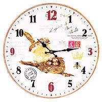 "Настенные часы ""Chicks"" (34 см. МДФ), фото 1"