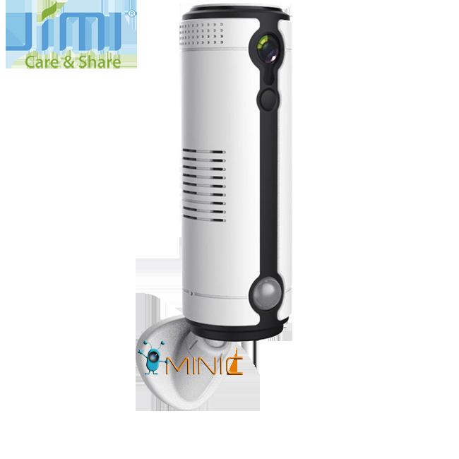 Камера видеонаблюдения JIMI JH09 3G Wi-Fi IP 720P с PIR датчиком движения