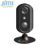 Камера видеонаблюдения JIMI JH007 3G/4G Wi-Fi IP 1080P с PIR датчиком движения, фото 1