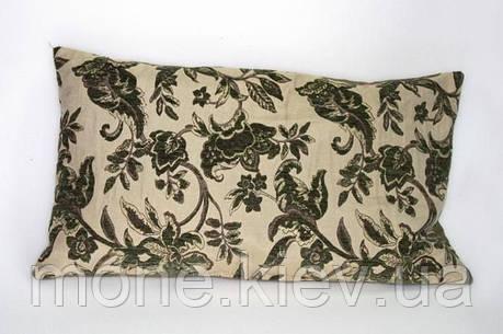 Подушка декоративная прямоугольная с бахромой 70/40 пд-01,02, фото 2