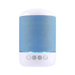 Портативная Bluetooth колонка T&G 115 Голубой