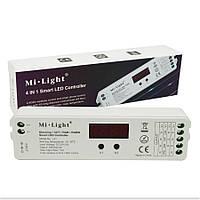 Багатозонний контролер Mi-Light RGBW преміум 4 в 1 Smart LED, фото 1
