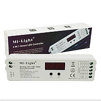 Многозонный контроллер Mi-Light RGBW премиум 4 в 1 Smart LED