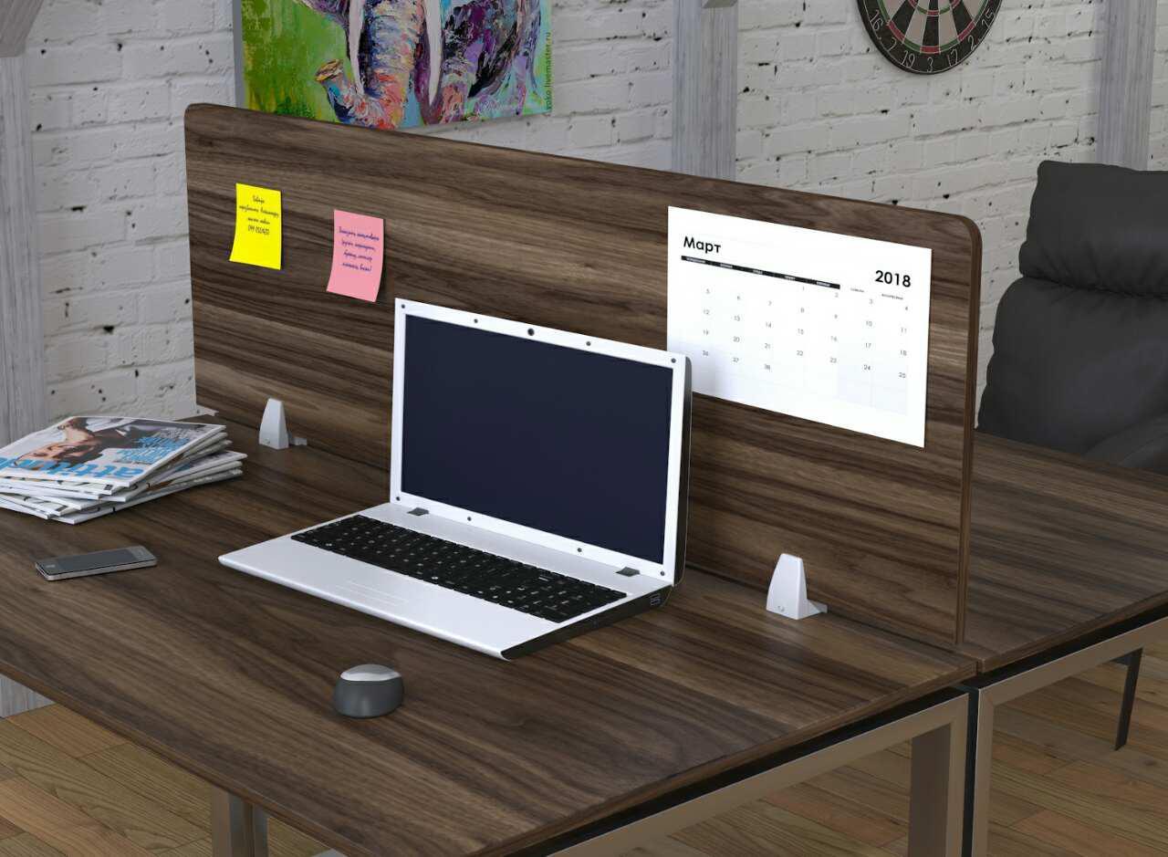 Экран-перегородка для стола P-110 Loft Design