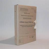 Папка именная для хранения документов, фото 1