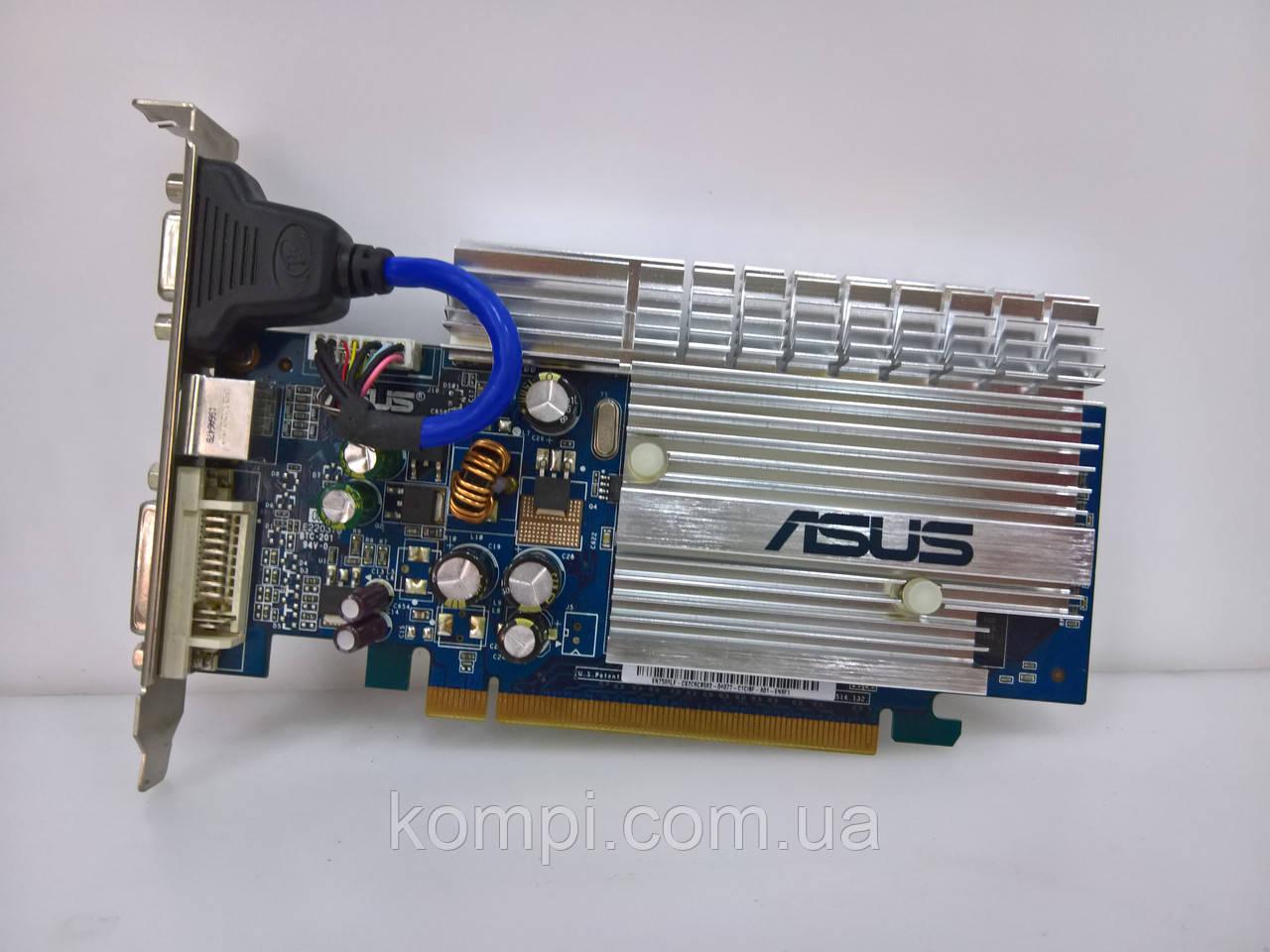 Видеокарта NVIDIA 7500 le 128mb  PCI-E