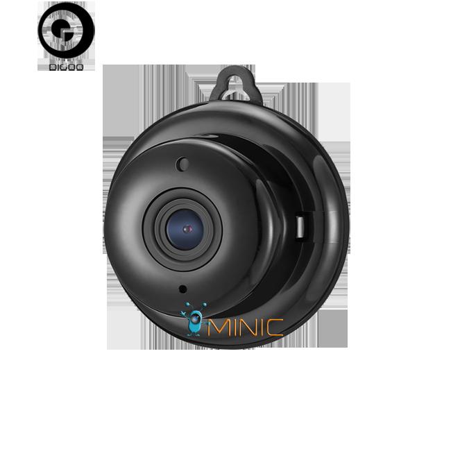 Камера видеонаблюдения Digoo DG-MYQ 720P Wi-Fi IP с записью в облако