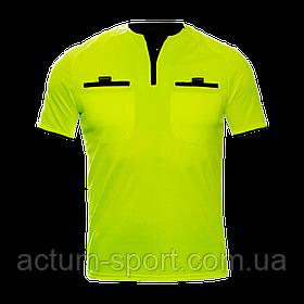 Футболка арбитра (судьи) Profi Titar лимон XL