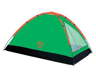 Палатка 3-х местная Plateau 210 х 210 х 130 см Bestway (68010)