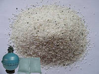 Замена кварцевого песка в фильтрационной емкости