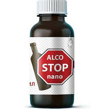 Краплі від алкоголізму Alcohol Stop Nano (Алкохол Стоп Нано)