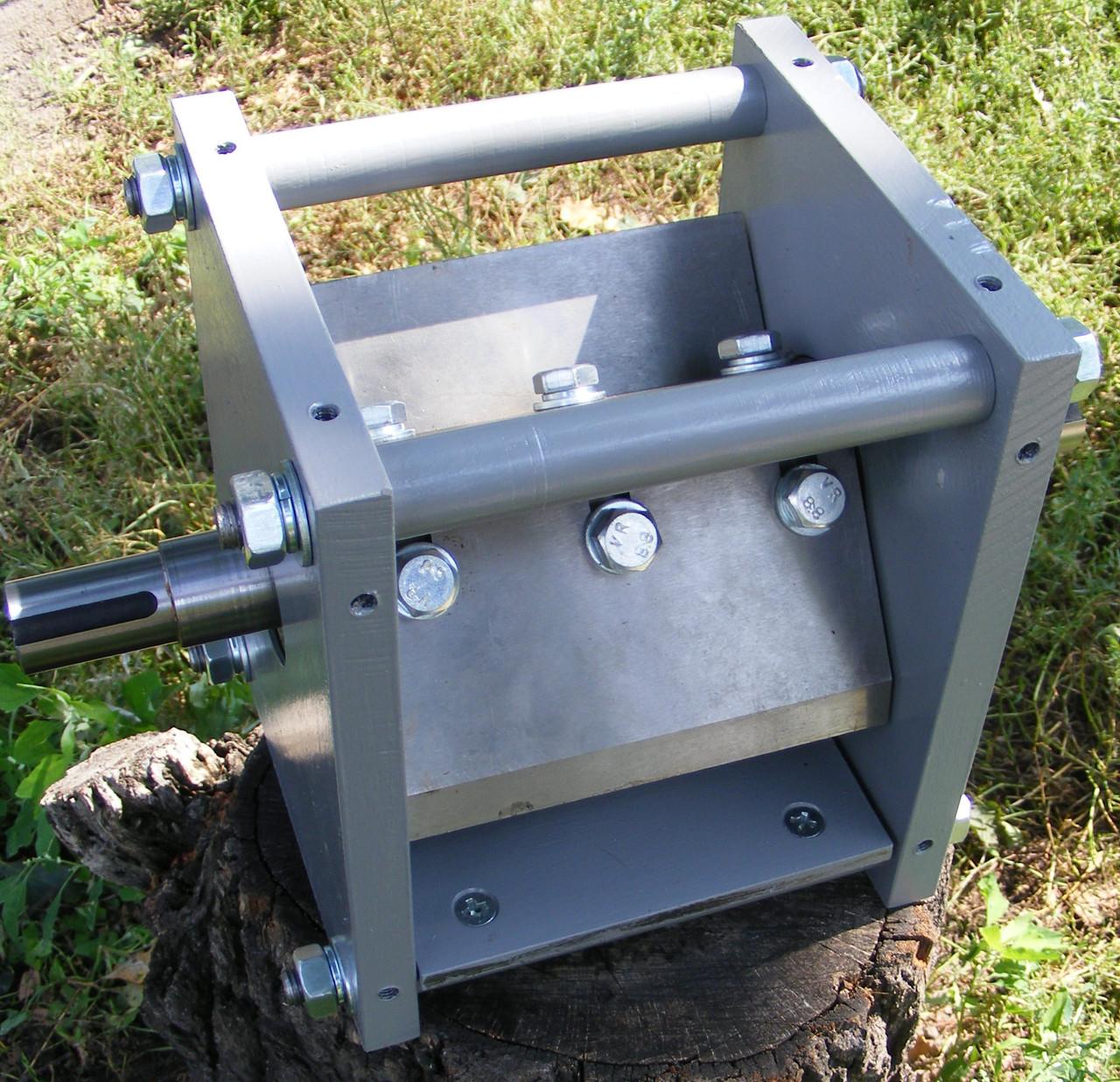 Измельчитель веток ДС-50 (Режущий модуль, одноовальный, до 50 мм)