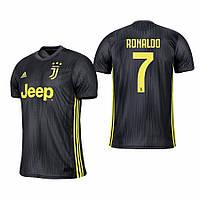 Футбольная форма Ювентус Роналдо (FC Juventus Ronaldo) 2018-2019 Выездная