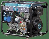 Дизельный генератор Könner&Söhnen KS 6100 HDE, фото 1