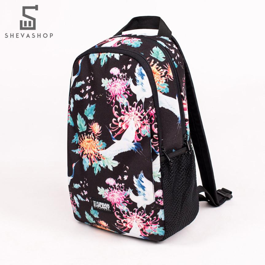 Рюкзак UP B11 JURAVEL черный
