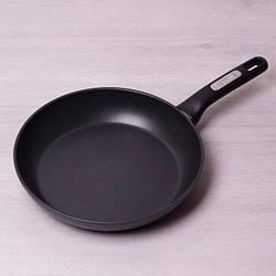 Сковорода Kamille 30 см со сверхпрочным антипригарным покрытием ILAG из алюминия