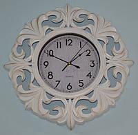 Часы на стену White (41х41х5 см.), фото 1