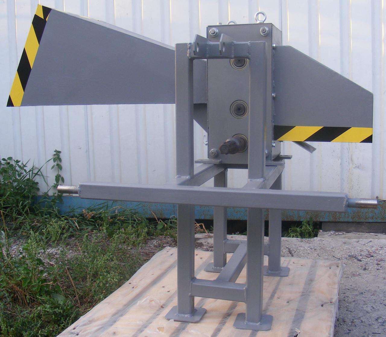 Измельчитель веток ДС-80-Т (Под трактор, ВОМ, до 80 мм)