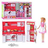 Современная кухня и Кукла DEFA LUCY 8085, 2 вида