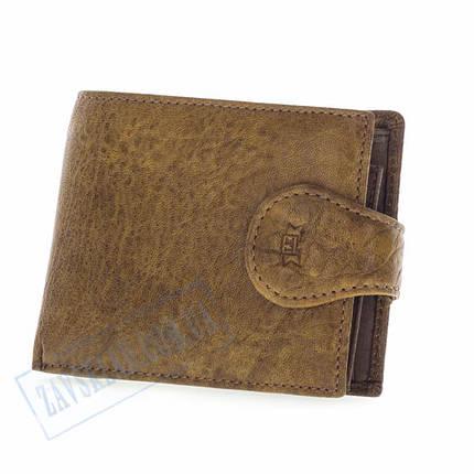Мужской кожаный кошелек Lison Kaoberg 46533 C, фото 2