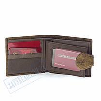 Мужской кожаный кошелек Lison Kaoberg 46533 C, фото 3