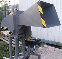 Измельчитель веток ДС-80-Д (Под бензиновый или электро двигатель, до 80 мм), фото 3