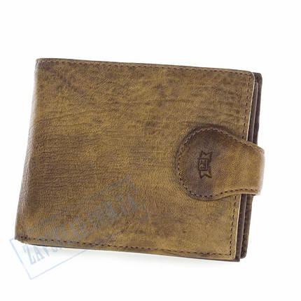 Мужской кожаный кошелек Lison Kaoberg 46543 C, фото 2