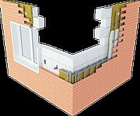 Вентилируемый фасад TORO.