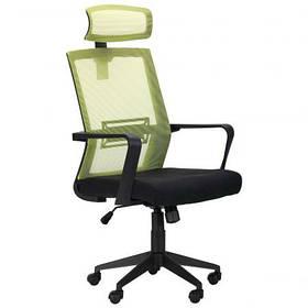 Кресло Neon лайм/черный (AMF-ТМ)