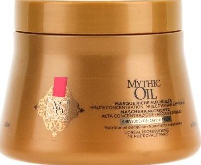 L'Oreal Mythic Oil Маска для толстых волос 200 мл