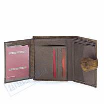 Мужской кожаный кошелек Lison Kaoberg 46538 C, фото 2