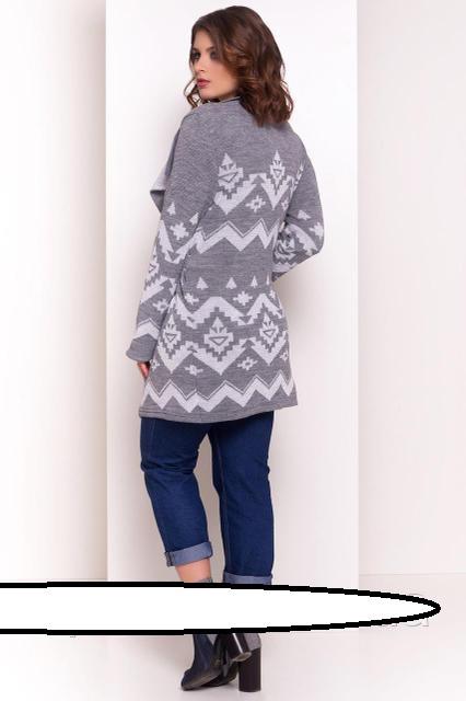 09bece1d283 Легкое женское пальто длиною до колена. Размеры один  44-46-48 Выполнено ...