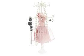 Подставка для украшений Платье 40.5см, цвет - розовый 489-325, фото 2