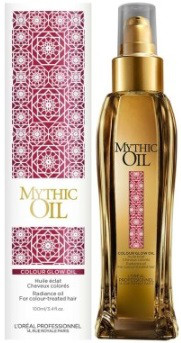 L'Oreal Mythic Oil Масло д/блеска окрашенных волос 100 мл