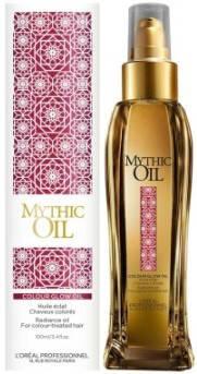 L'Oreal Mythic Oil Масло д/блеска окрашенных волос 100 мл , фото 2