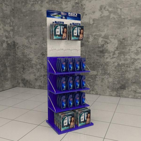Производство рекламных стоек на заказ