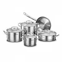 Набор кухонной посуды Proline 9 пр Korkmaz A1150